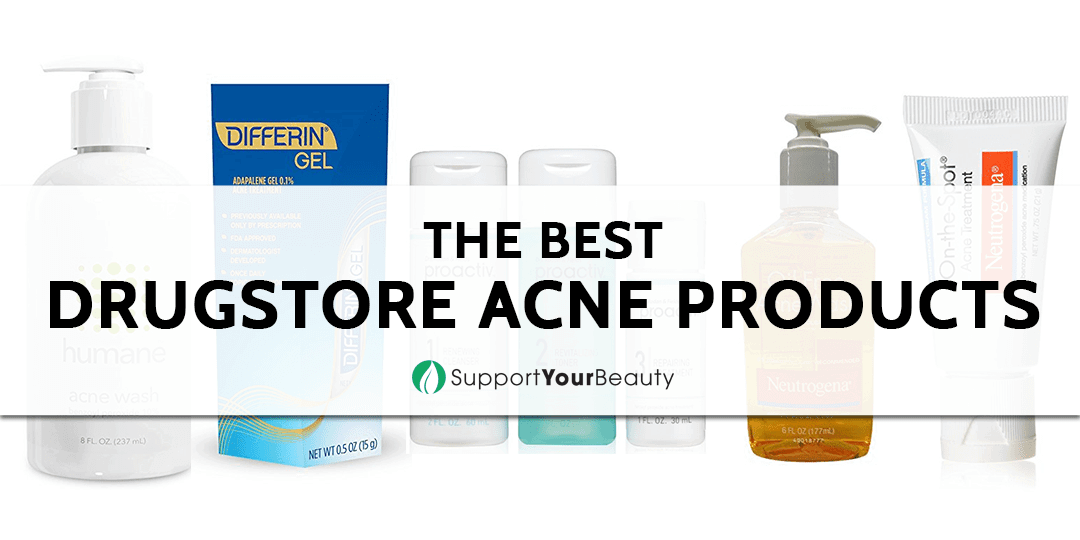 Best Drugstore Acne Products