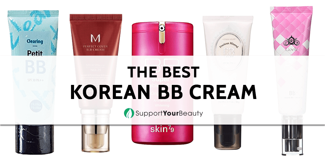 The Best Korean BB Cream