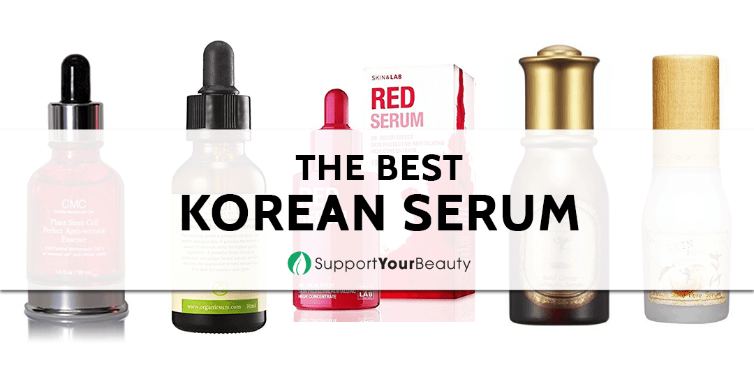 The Best Korean Serum