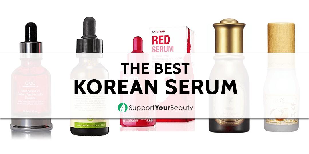 The Best Korean Serum
