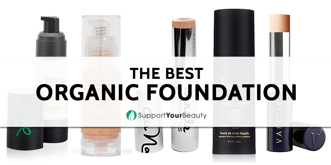 Best Organic Makeup Foundation 2017