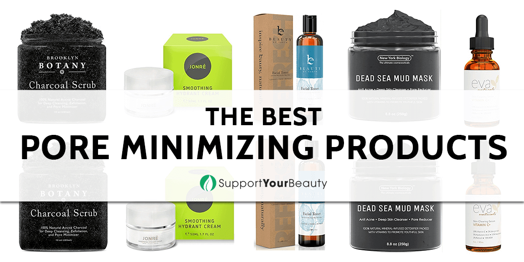 Best Pore Minimizing Products