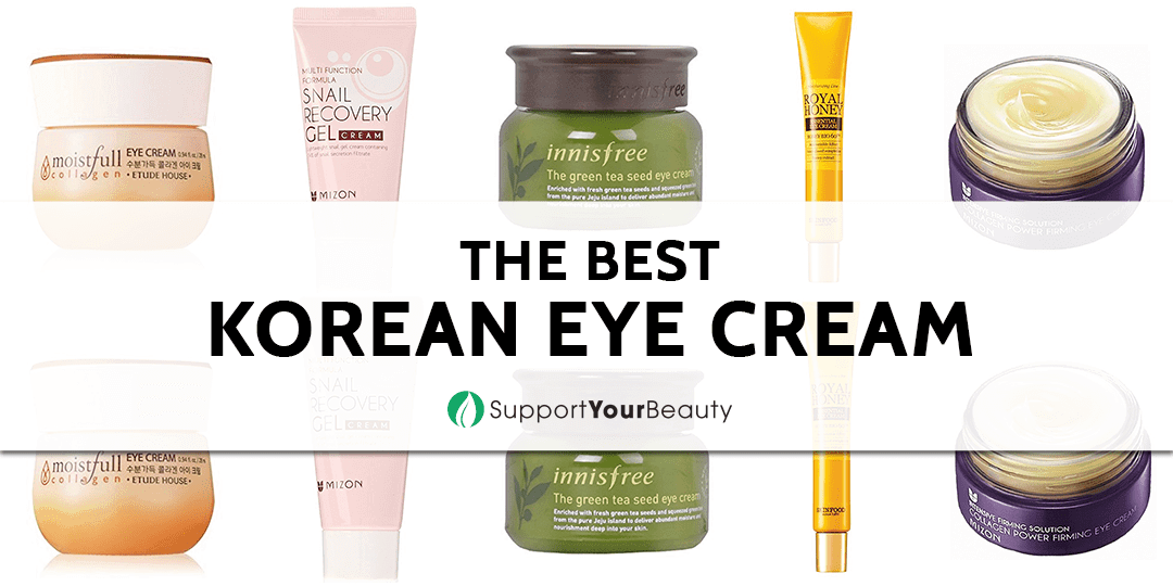 10 Best Eye Care Products to Make Your Younger