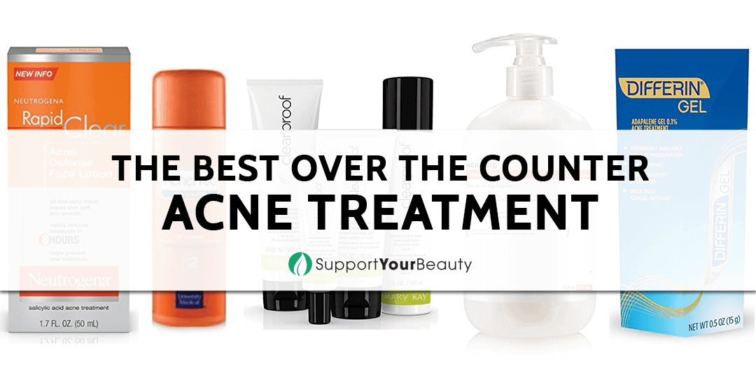 Best Over the Counter Acne Treatment