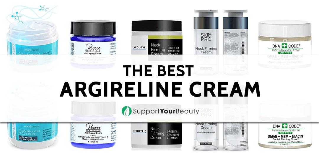 The Best Argireline Cream