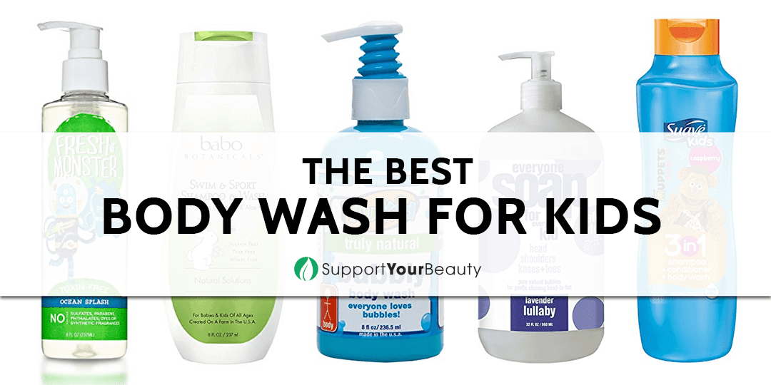 The Best Body Wash For Kids