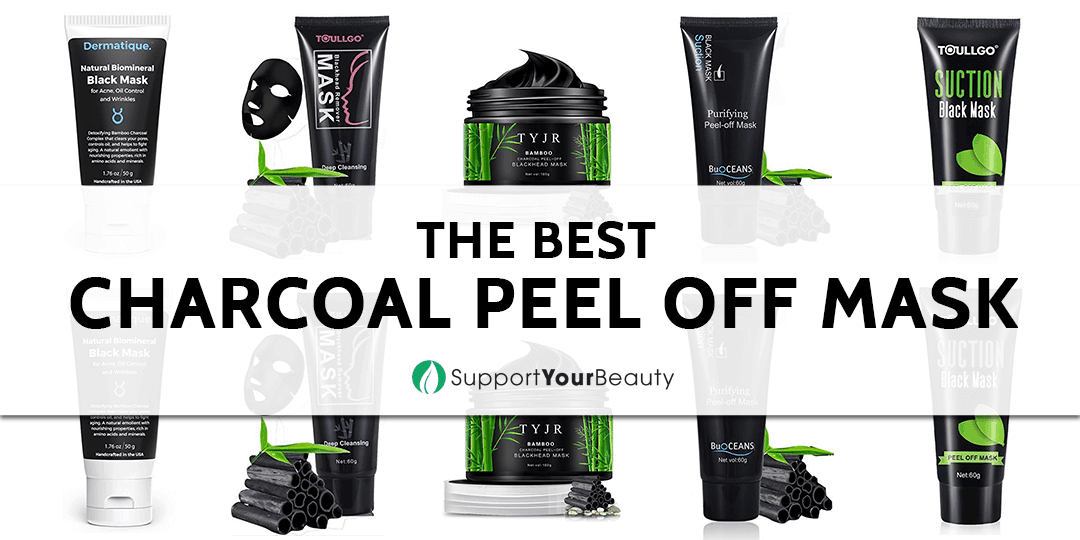 The Best Charcoal Peel Off Mask