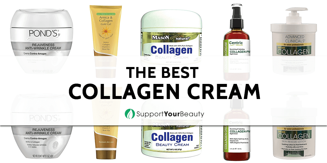 The Best Collagen Cream