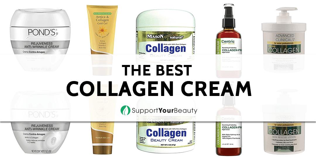 The Best Collagen Cream