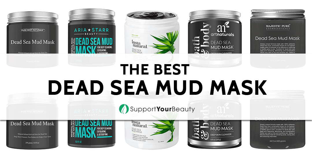 The Best Desad Sea Mud Mask