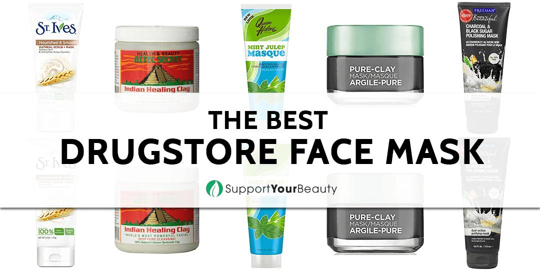 The Best Drugstore Face Mask