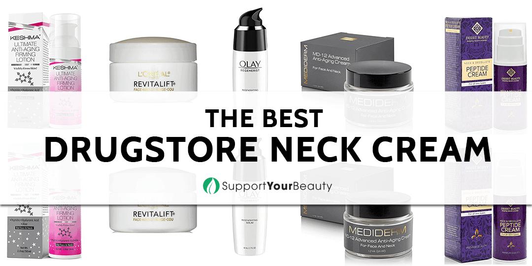 The Best Drugstore Neck Cream