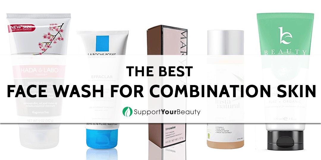 The Best Face Wash For Combination Skin