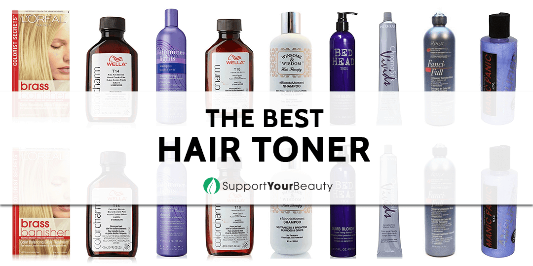 The Best Hair Toner