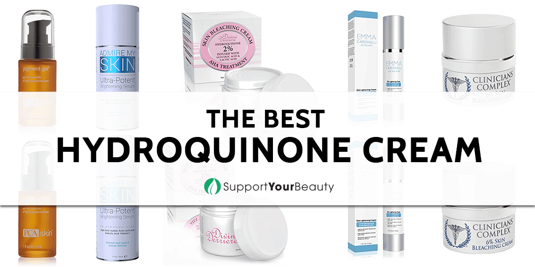 The Best Hydroquinone Cream