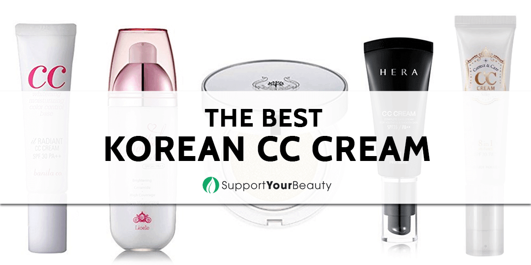 The Best Korean Cc Cream