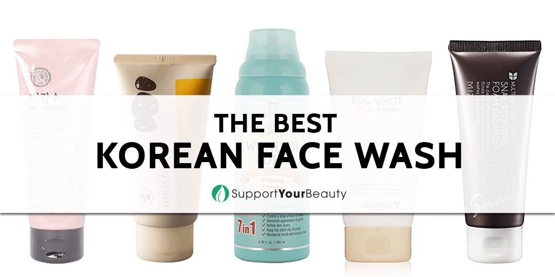 The Best Korean Face Wash