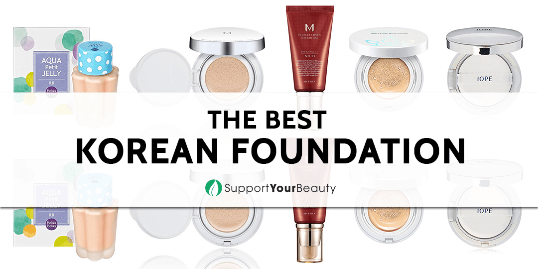 The Best Korean Foundation