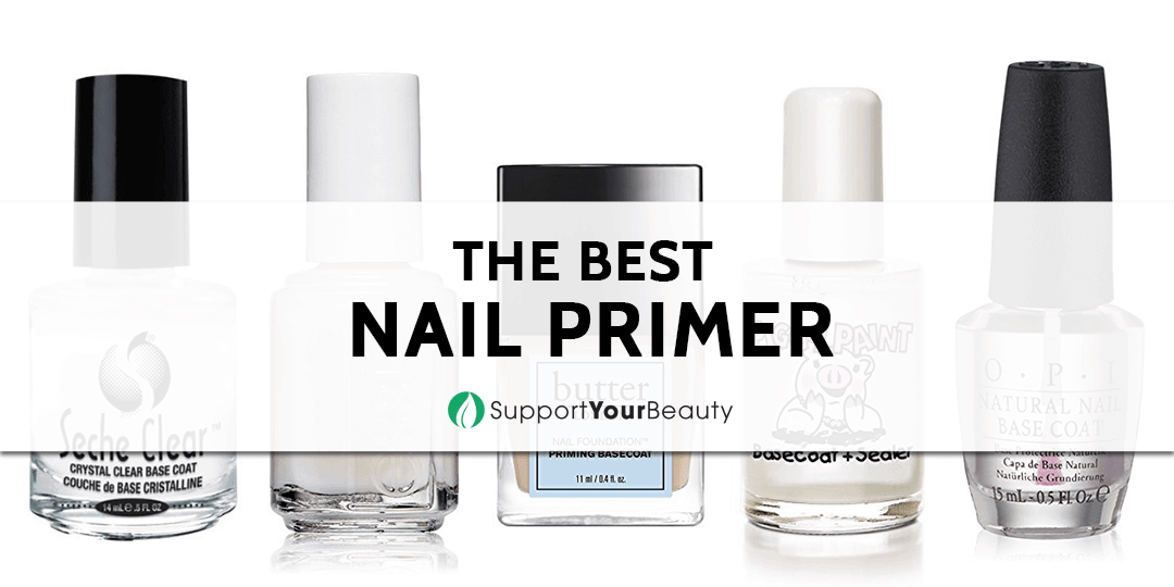The Best Nail Primer