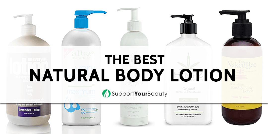 The Best Natural Body Lotion