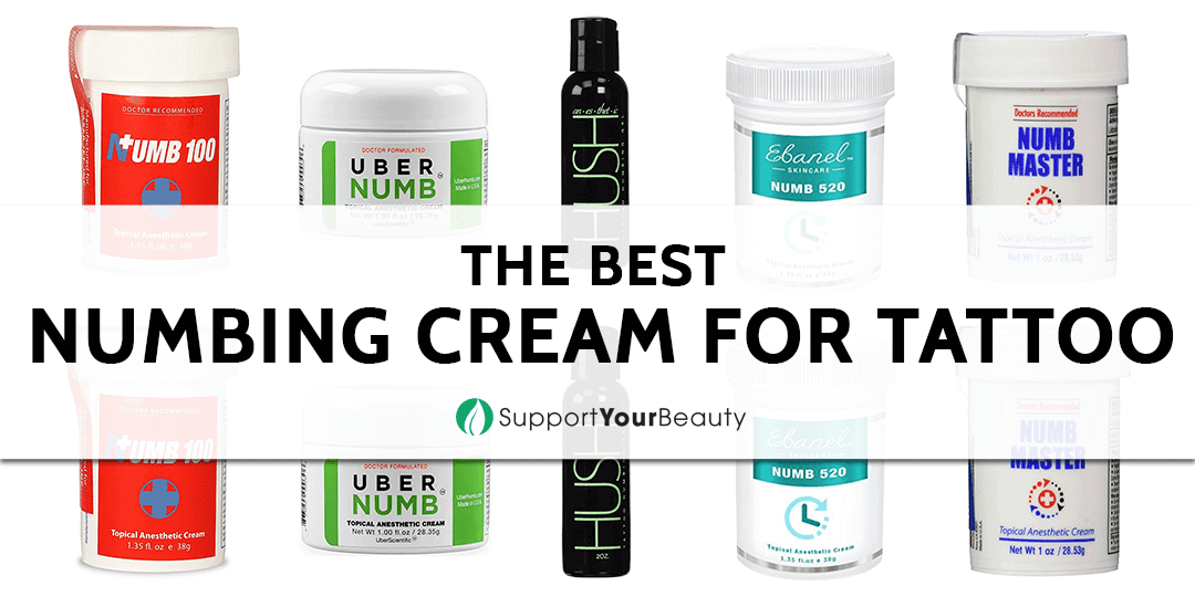 The Best Numbing Cream For Tattoo