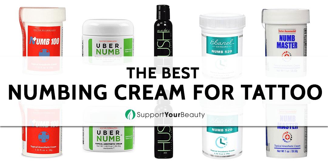 Best Numbing Cream For Tattoo (Updated 2018)