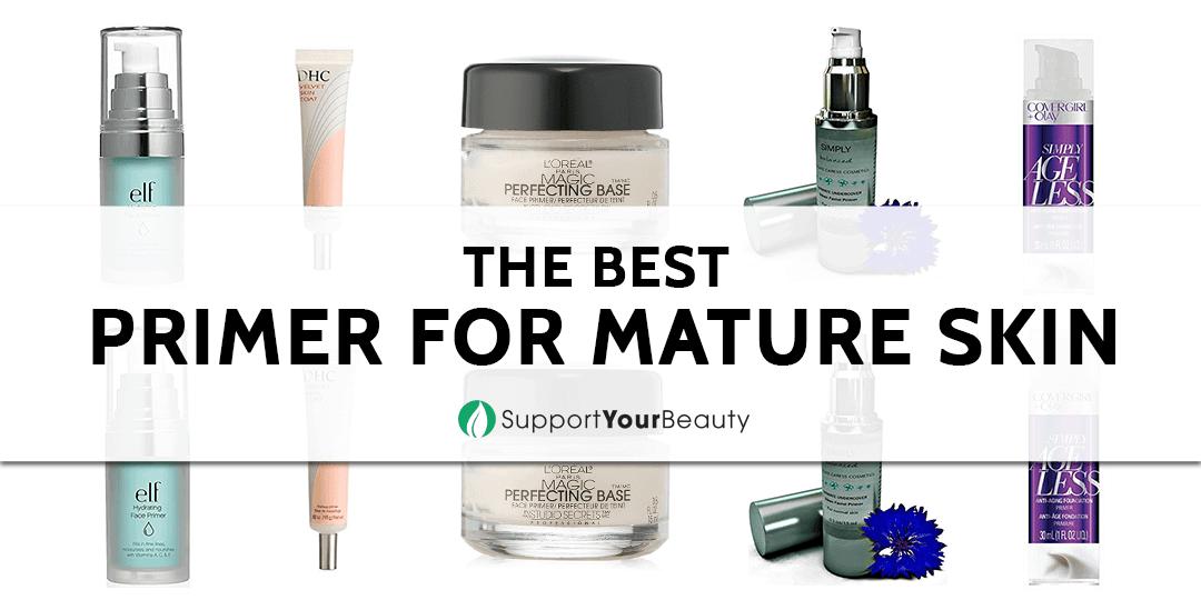 The Best Primer For Mature Skin