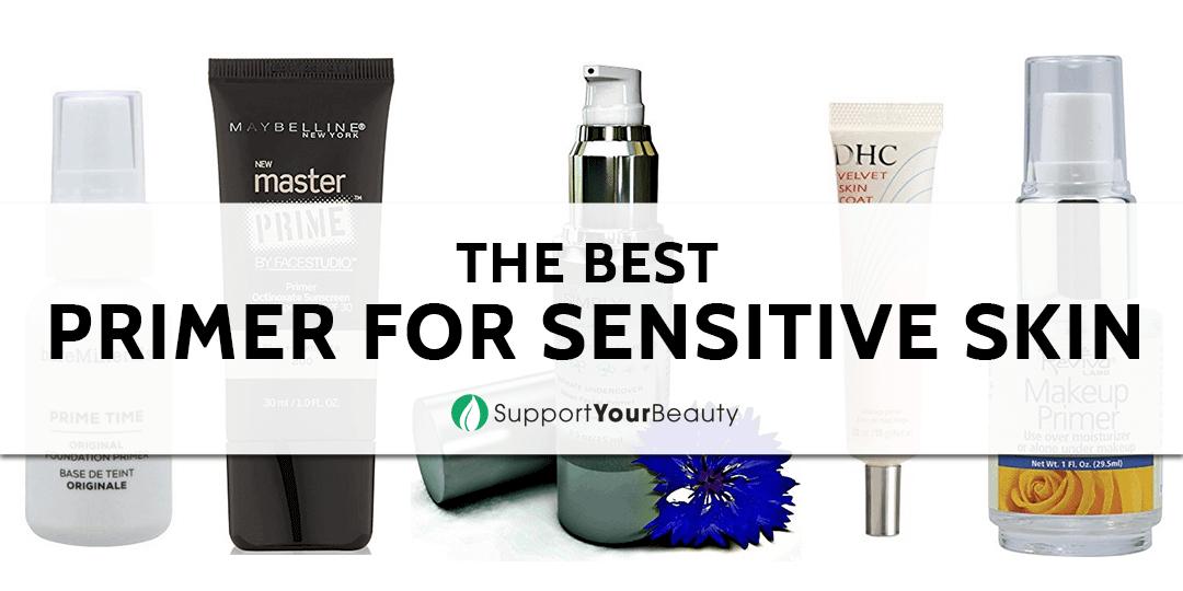 The Best Primer For Sensitive Skin
