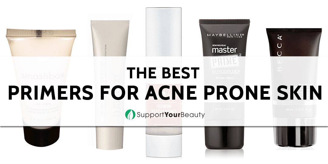 The Best Primers For Acne Prone Skin