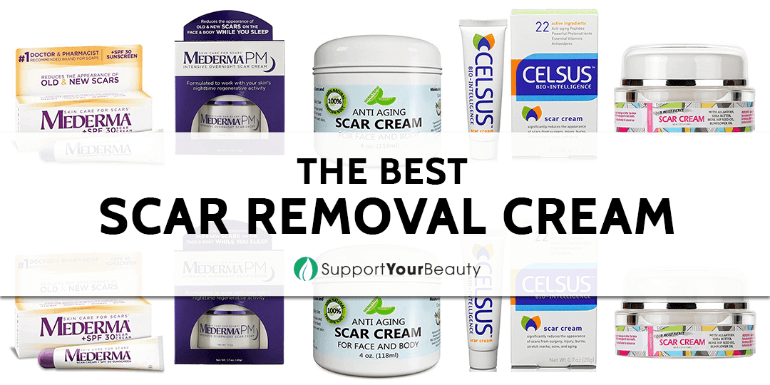 The Best Scar Removal Cream