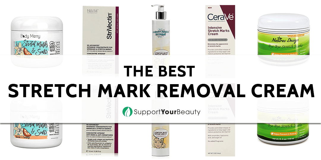 The Best Stretch Mark Removal Cream