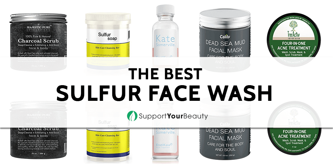 The Best Sulfur Face Wash