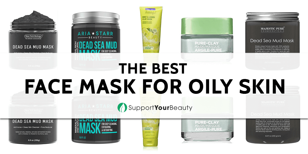 Best Face Mask for Oily Skin