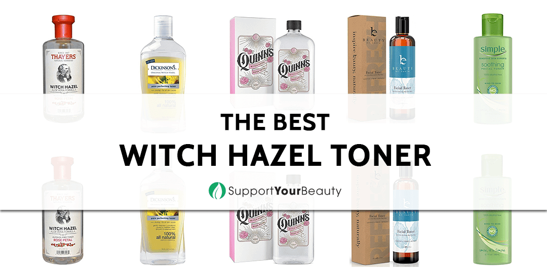 Best Witch Hazel Toner