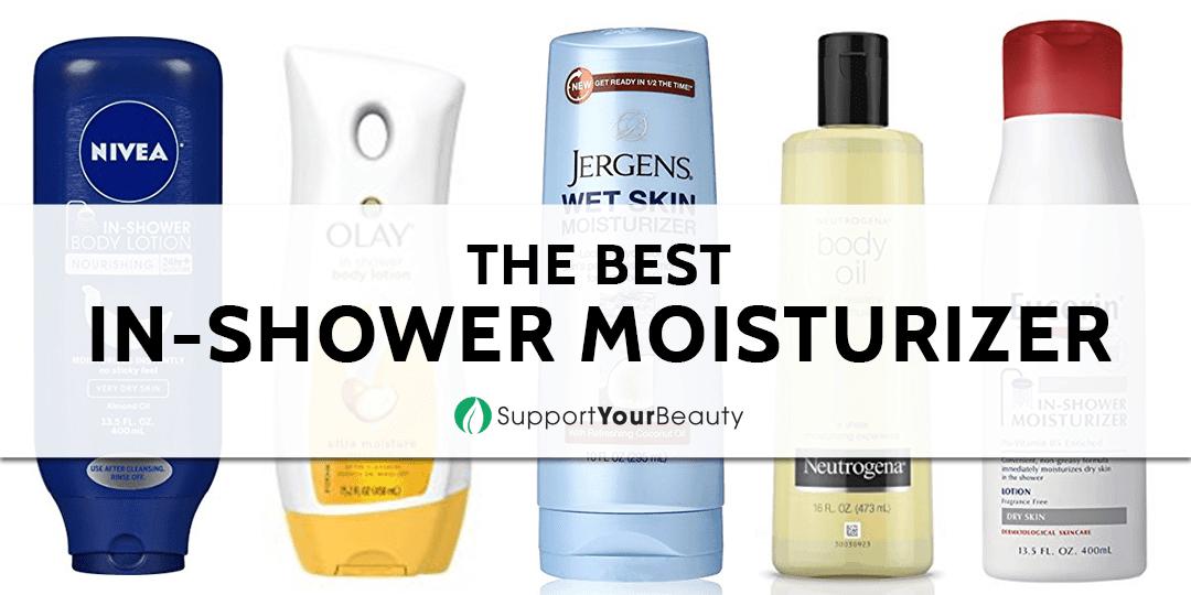 The Best In-Shower Moisturizer