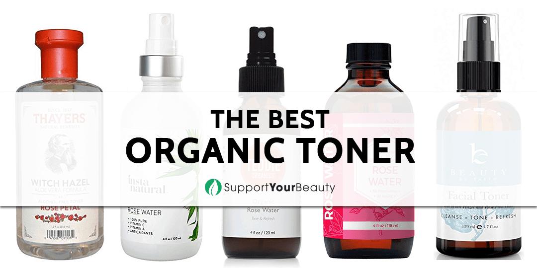 The Best Organic Toner