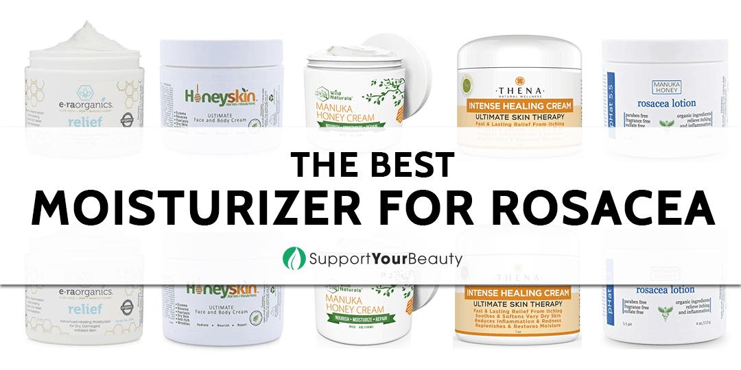 Best Moisturizer for Rosacea