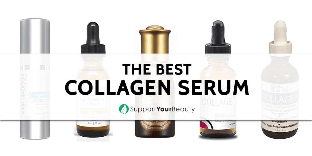 The Best Collagen Serum