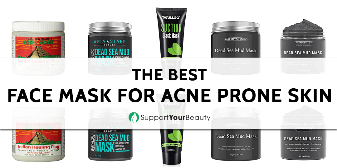The Best Face Mask For Acne Prone Skin