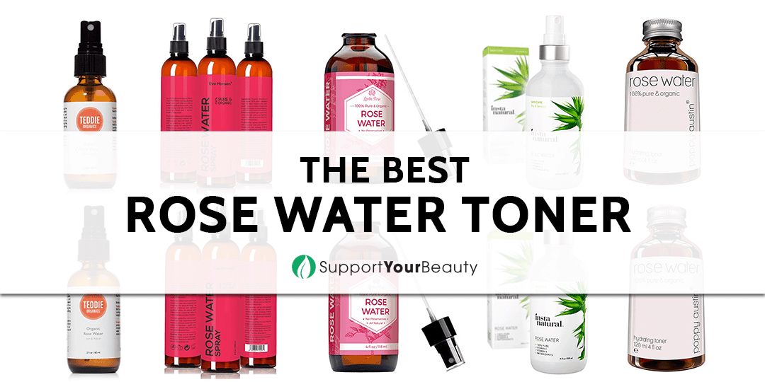 The Best Rose Water Toner