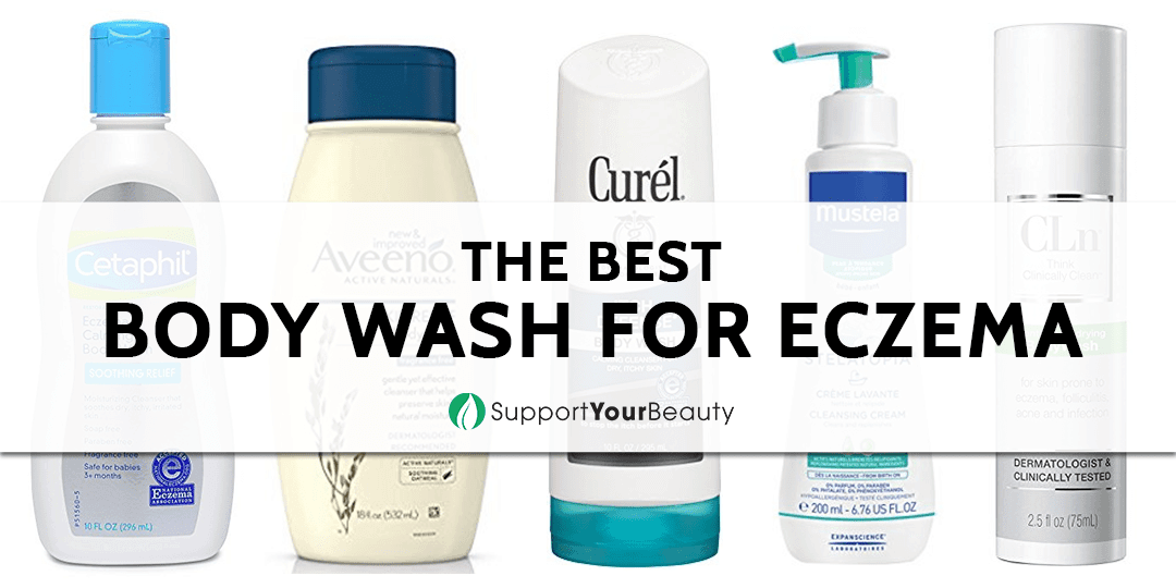 Best Body Wash for Eczema