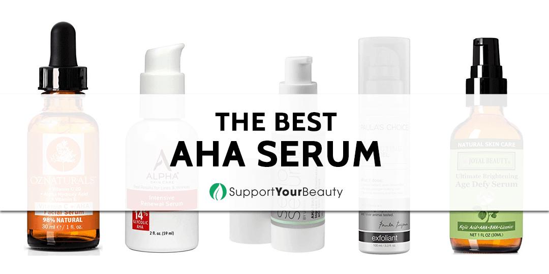 The Best AHA Serum