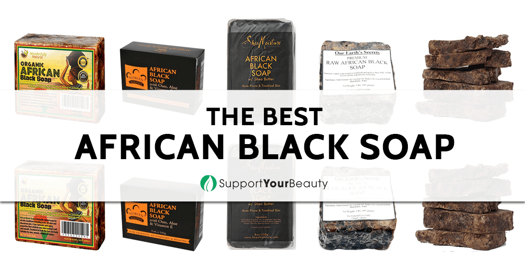 The Best African Black Soap