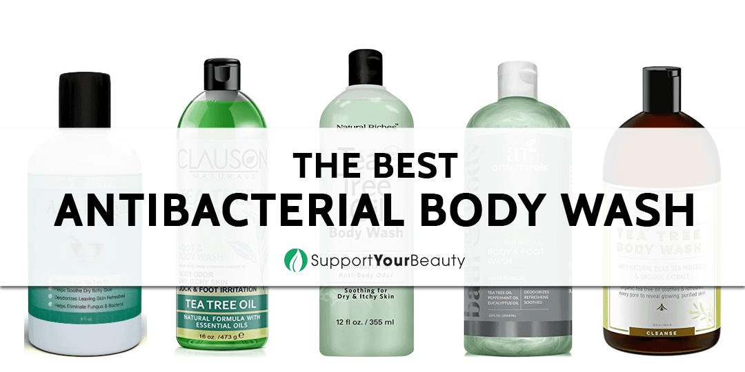 The Best Antibacterial Body Wash