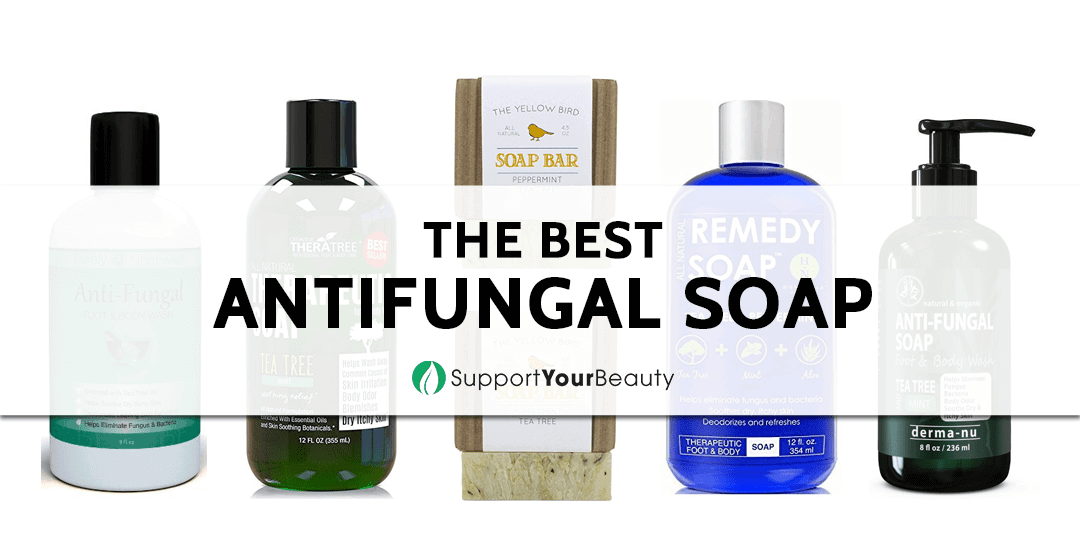 The Best Antifungal Soap