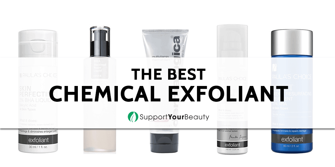 The Best Chemical Exfoliant