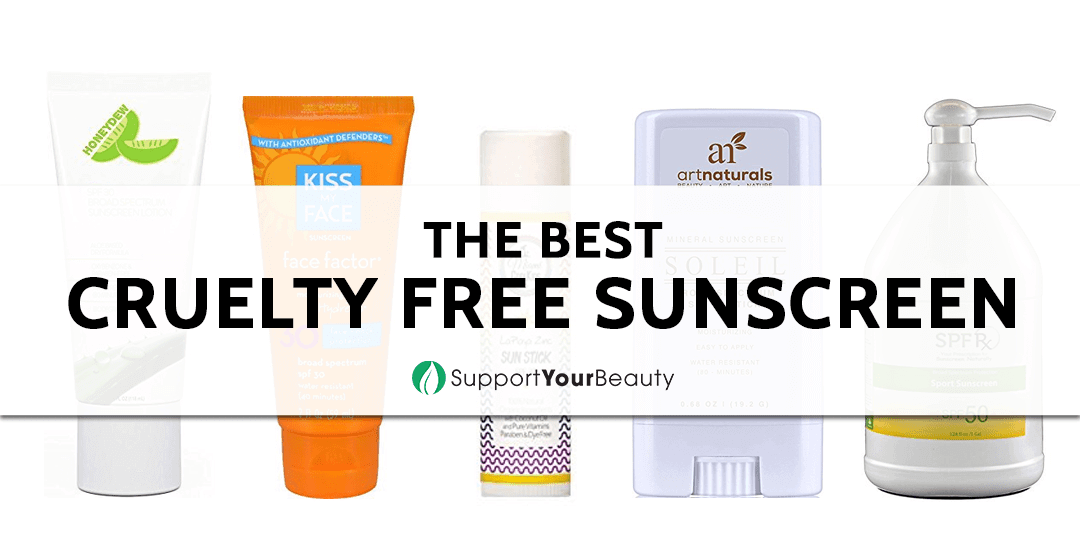 The Best Cruelty Free Sunscreen