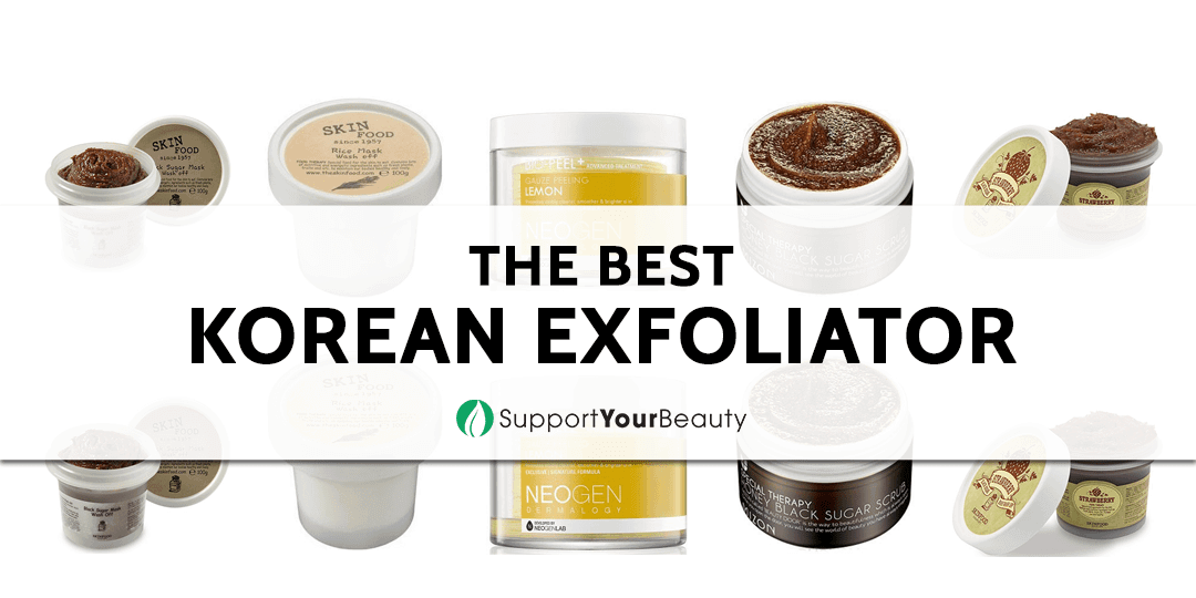 The Best Korean Exfoliator