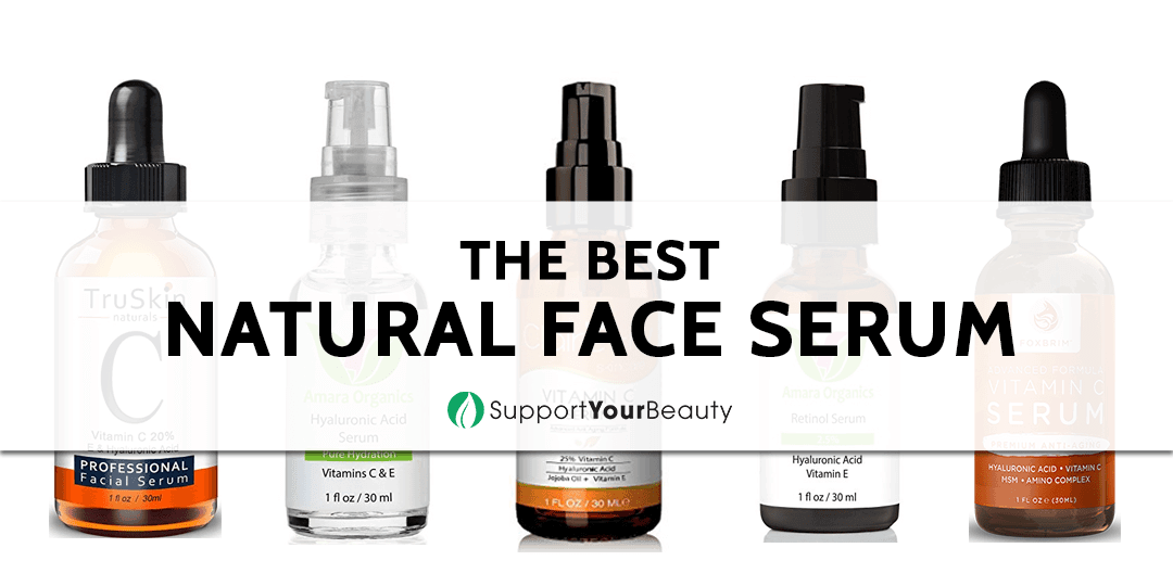 The Best Natural Face Serum