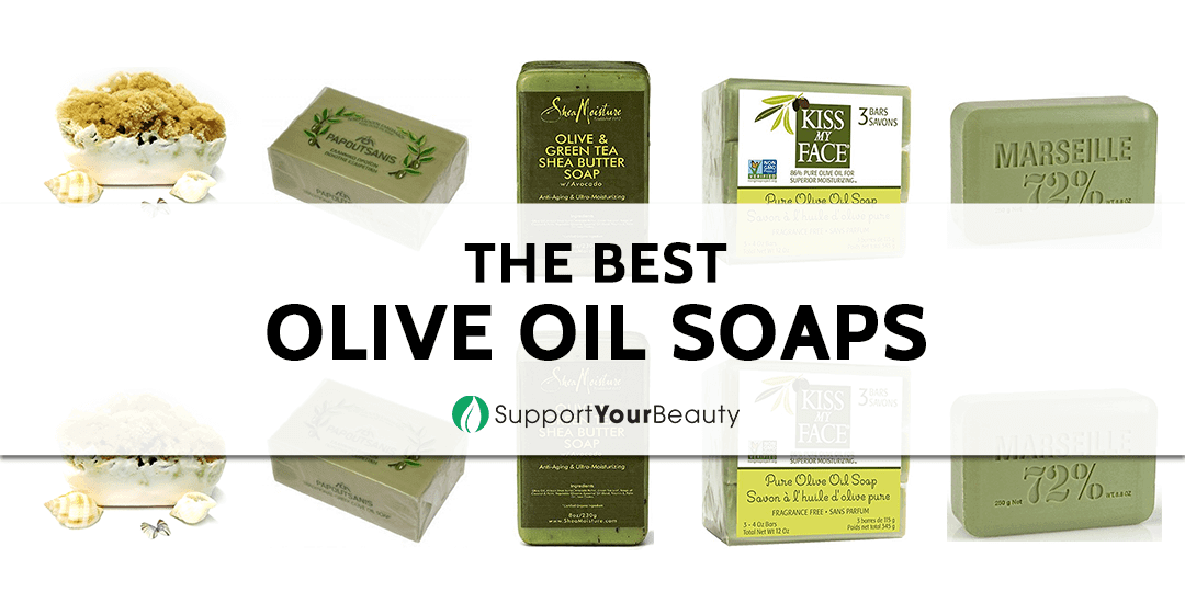 The Best Olive Oil Soaps
